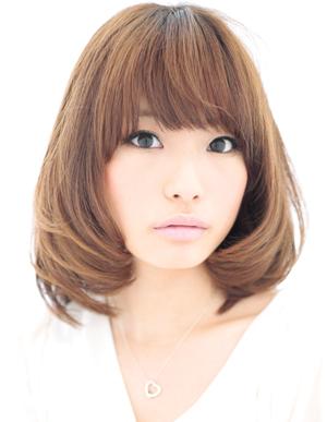 美髪へ導く(NO.2)
