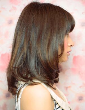 美髪へ導く(NO.12)