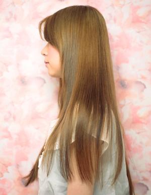 美髪へ導く(NO.14)