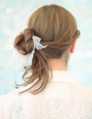 美髪へ導く(NO.28)