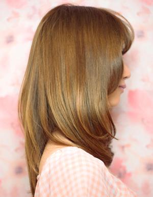 美髪へ導く(NO.37)