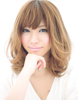 美髪へ導く(NO.60)
