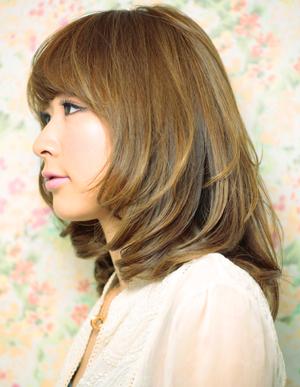 美髪黄金法則(NO,7)