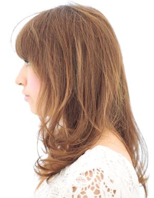 美髪黄金法則(NO,10)