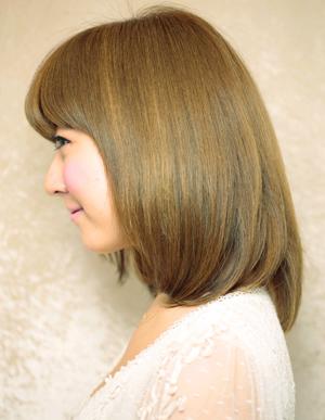 美髪黄金法則(NO.20)