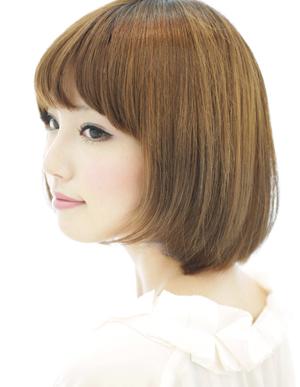 美髪黄金法則(NO.30)