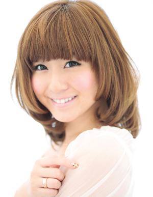 美髪黄金法則(NO.34)