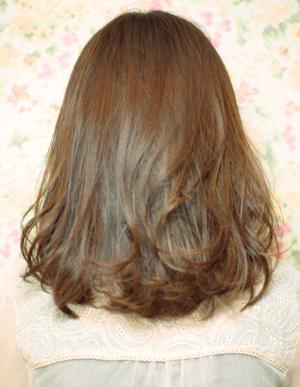 美髪黄金法則(NO.71)