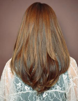 美髪の法則(c-013)