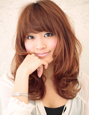 美髪の法則(c-091)