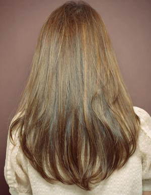 美髪の法則(c-110)