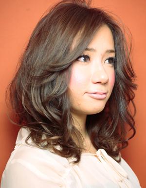 美髪の法則(c-244)