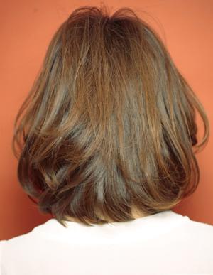 美髪の法則(c-245)