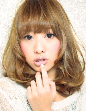 美髪へ大変身(e-008)