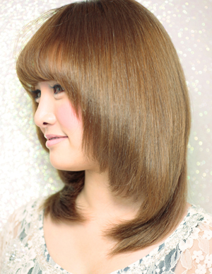 美髪へ大変身(e-011)