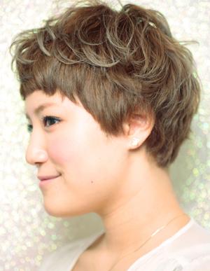 美髪へ大変身(e-014)あえてくせ毛の方おすすめです