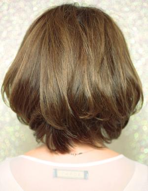 美髪へ大変身(e-017)ショートまでは自身が無い方必見です
