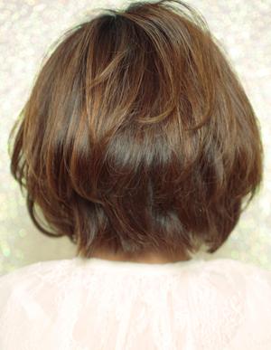 美髪へ大変身(e-025)