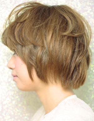 美髪へ大変身(e-029)