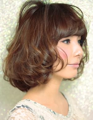 美髪へ大変身(e-030)