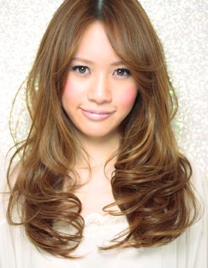 美髪へ大変身(e-034)