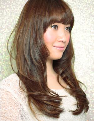 美髪へ大変身(e-041)