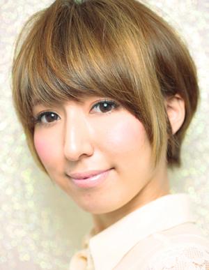 美髪へ大変身(e-049)