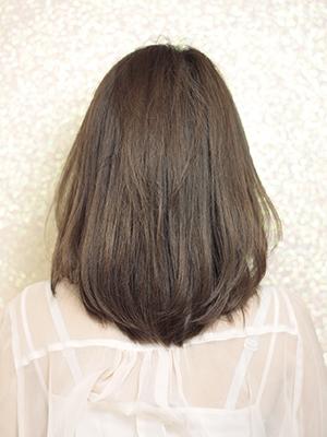 顔型に似合うヘアスタイル23