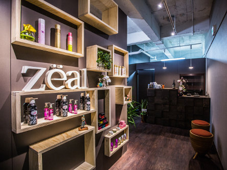 Hair salon zeal2