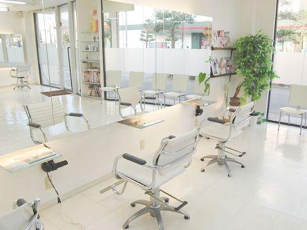 hair make MORE 小郡店2