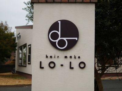 hair make LO-LO3
