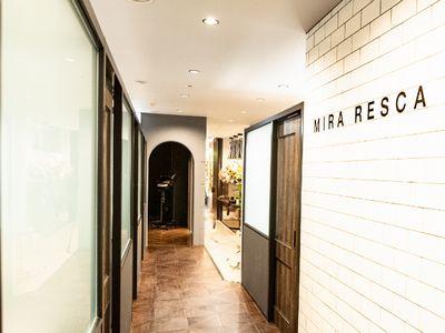個室型美容院 MIRA RESCA 栄【ミラレスカ】3