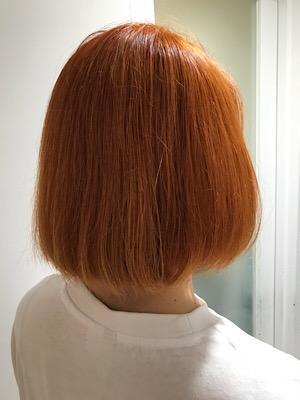 オレンジーー