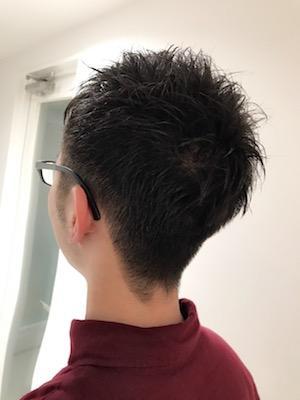 【GRAND LINE友田】ツーブロソフトモヒカン
