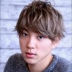 ≪メンズ☆限定≫カット+カラー