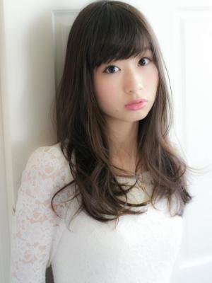 【EIGHTplat渋谷】黒髪×透明感×ラフ=かわいい★★★