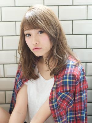 【EIGHT plat渋谷】☆カジュアル アッシュグレー☆