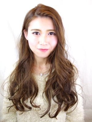 SYNTHETIC hair fineart5
