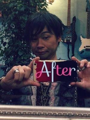 【ペルソナ美容室】After