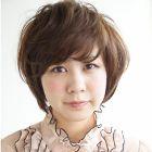【2回目来店の方限定】潤いミストパーマ+柔らかフォルムカット