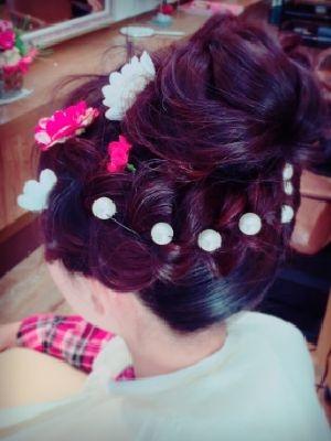 【HAIR&FACIAL Grazie】