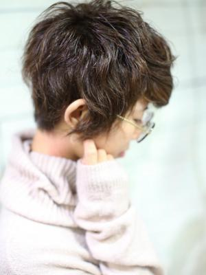 【新宿savian】ノーブルショート