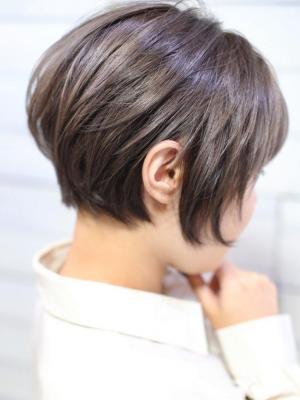 【 新宿savian】ショートボブ