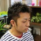 メンズ最高級トリートメントパーマ+ヘッドスパ★