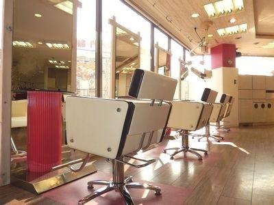 hair make rub 桃谷店2