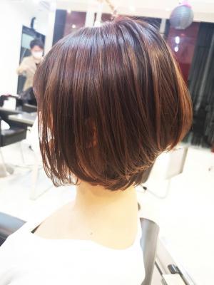 【D'ciel小梛】大人可愛いショートヘア