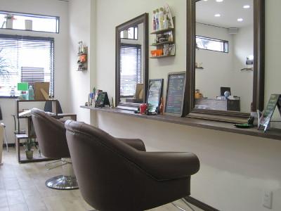 Hair salon grass1