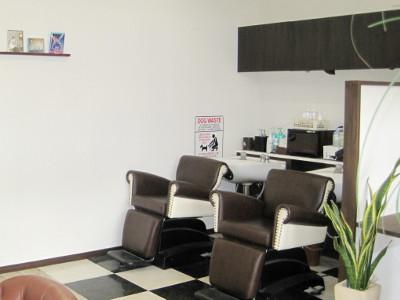 Hair salon grass2