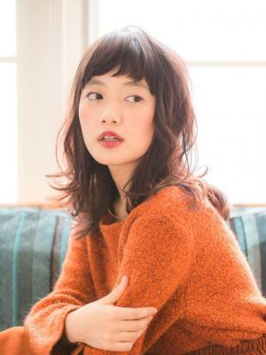 [aRietta]ふんわりルーズなオシャレセミディー☆