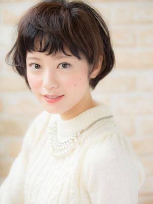 【aRietta】束感が素敵な大人ショートボブ☆